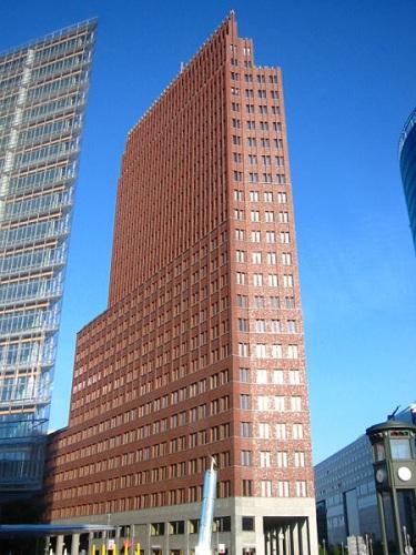 Mirar Berlín desde lo alto 1