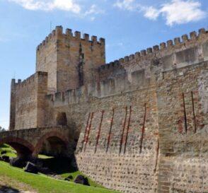 El Castillo de San Jorge en Lisboa 1