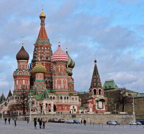 Catedral de San Basilio en la Plaza Roja de Moscú 3