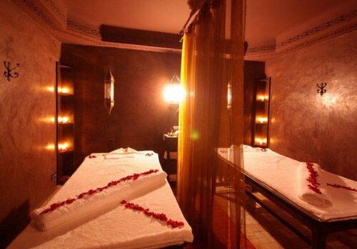Hamamm y baños turcos en Marrakech 7