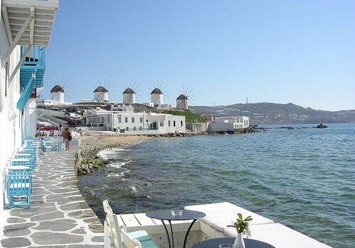 Mykonos, capital de la isla de Mykonos 7