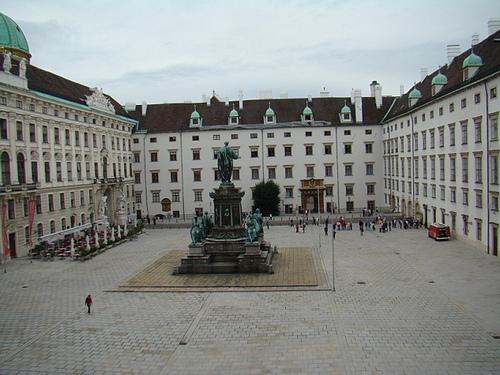 Palacio Imperial de Viena