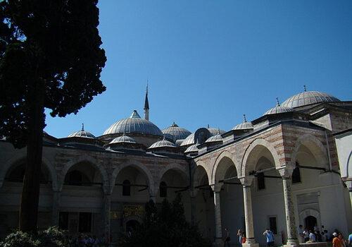 Palacio Topkapi en Estambul 8