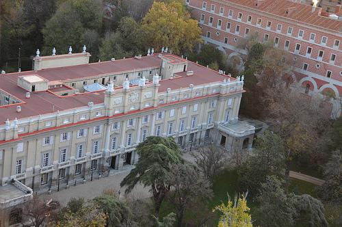 El Palacio de Liria en Madrid
