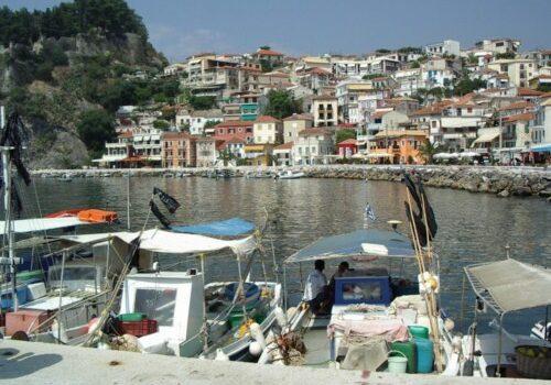 Parga, vacaciones en familia en Grecia 9