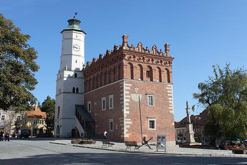 Sandomierz, en Polonia