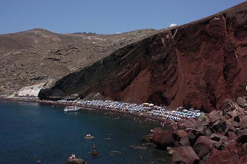 Santorini, isla griega de ensueño