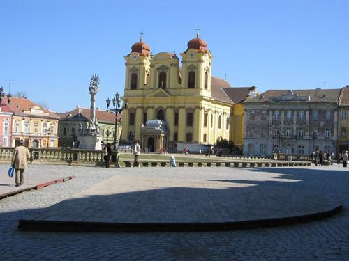 Timisoara, la pequeña Viena en Rumanía 1