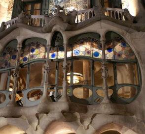 La Barcelona de Gaudí 2