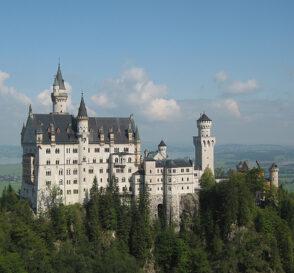 Alrededores de Munich, edificios de ensueño 2