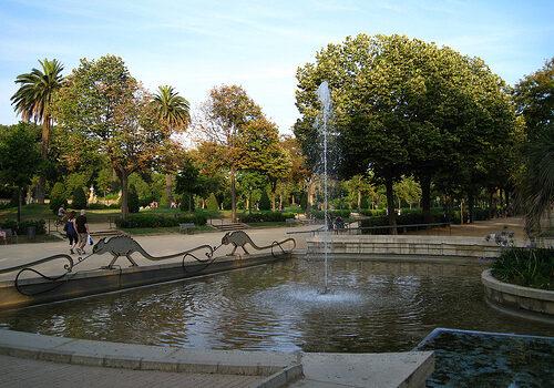 Parques de Barcelona 17