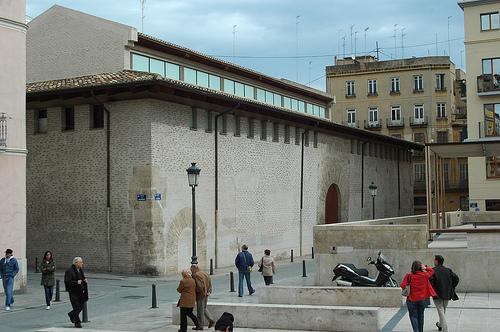 Museo de Almudín en Valencia 1
