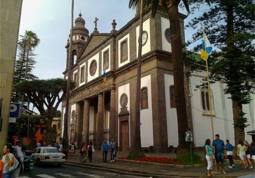 Visita San Cristóbal de La Laguna en Tenerife 7