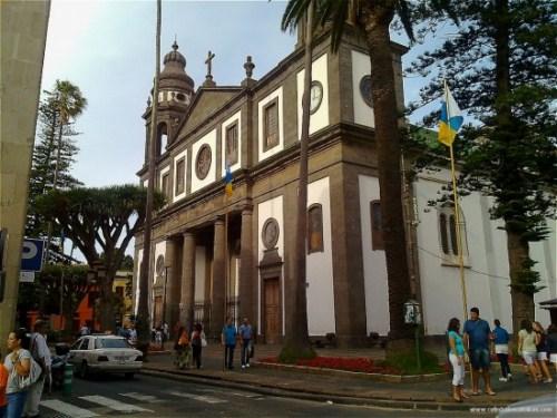Visita San Cristóbal de La Laguna en Tenerife 1