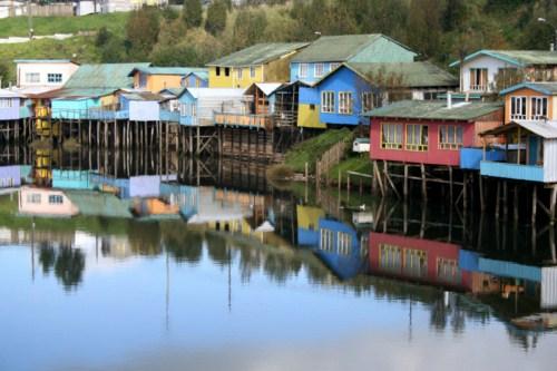 Chiloé, el reino de los colores en Chile 1