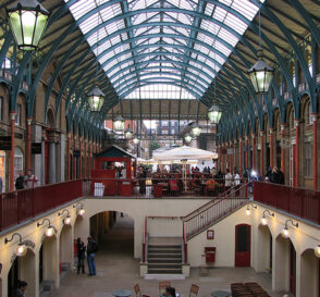 Visita Covent Garden en Londres 2