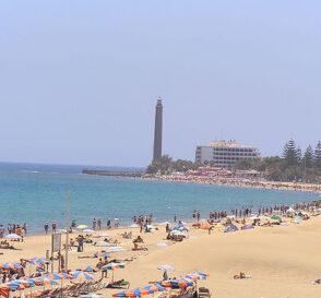 Maspalomas, el faro y las dunas en Gran Canaria 3