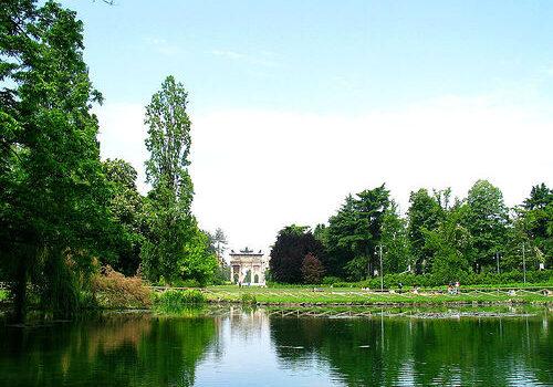 Parques y jardines de Milán 3
