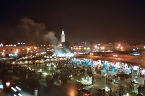 Vida nocturna en Marrakech 5