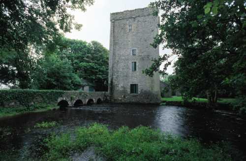 La Thoor Ballylee, refugio de Yeats en Irlanda 1