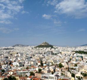 Barrios y zonas de Atenas 1