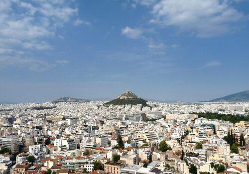 Barrios y zonas de Atenas 11