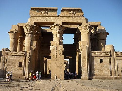 Templos antiguos en Egipto 1