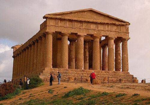 Agrigento y el Valle de los Templos en Sicilia 8