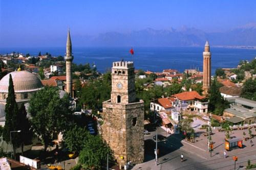 Antalya, historia y patrimonio al sur de Turquía