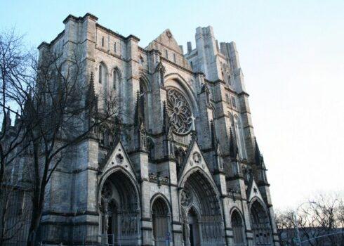 La Catedral de San Juan el Divino de Nueva York 3
