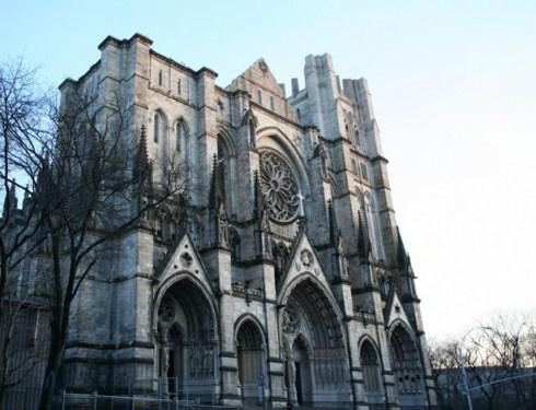 La Catedral de San Juan el Divino de Nueva York