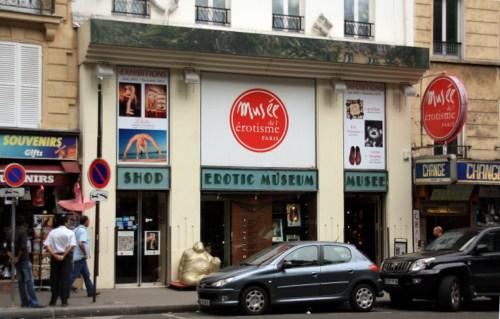 Visita el Museo del Erotismo en París