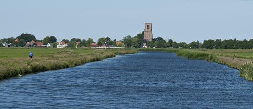 Norte de Amsterdam, tan cerca y tan lejos 6