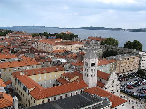 Zadar, el norte de Dalmacia