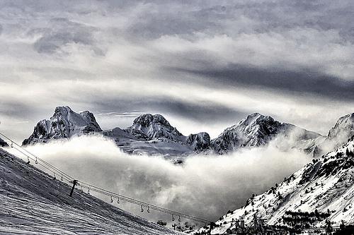 Astún, esquí en el Pirineo Aragonés 1