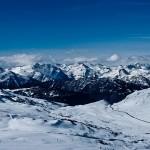 Esquí en el Pirineo Catalán