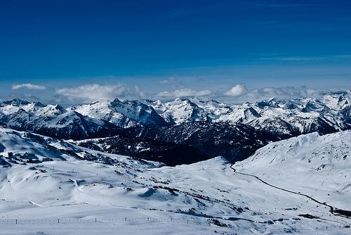 Esquí en el Pirineo Catalán 1