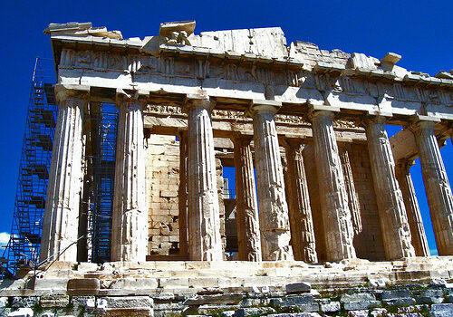Una día en Atenas, historia y modernidad 9