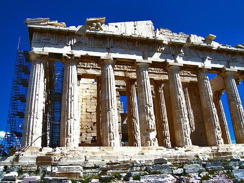 Una día en Atenas, historia y modernidad 1