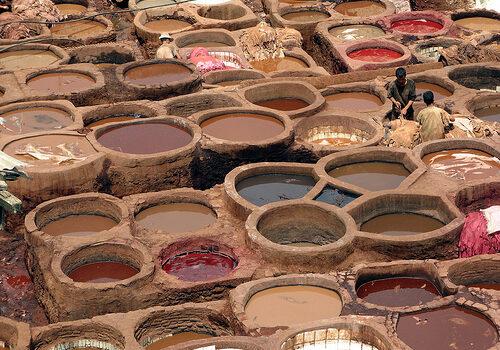 Fez, ciudad imperial 1