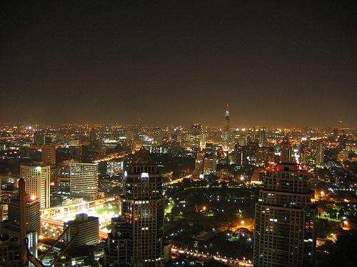 Bangkok y sus mercados 1