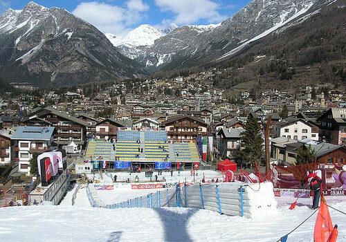 Bormio, la ciudad alpina de Italia 1