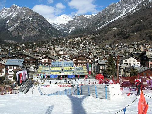 Bormio, la ciudad alpina de Italia