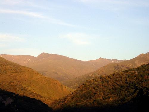Güejar Sierra, pueblo paradigmático de Sierra Nevada