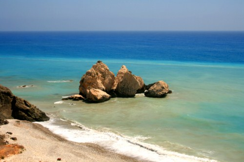 Playa de Afrodita