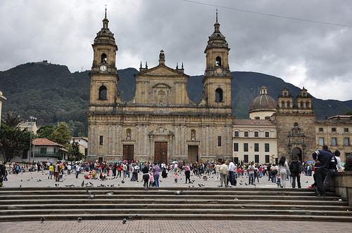 La Plaza Bolívar de Bogotá 1