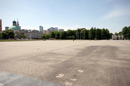 Varsovia, la vieja y la nueva 2
