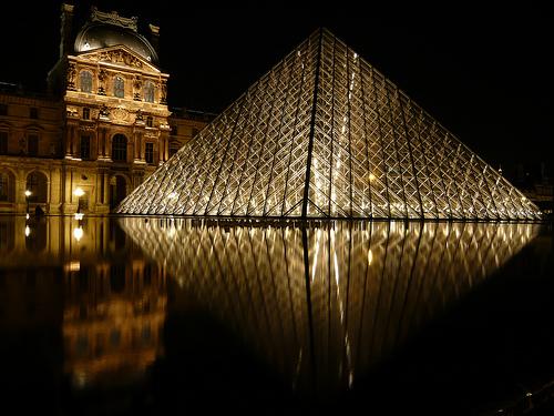 El Museo del Louvre en París 1
