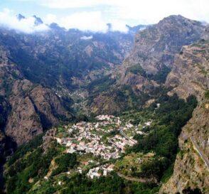 Curral das Freiras, turismo rural en Madeira 2