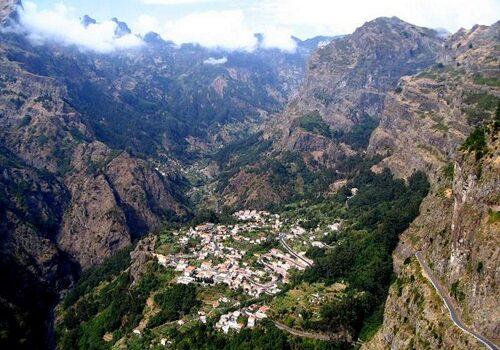Curral das Freiras, turismo rural en Madeira 6